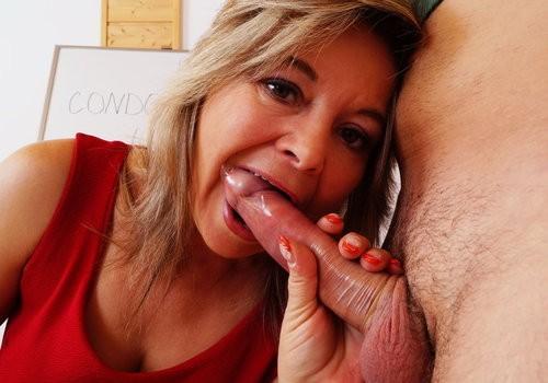 Sex mit reifen Lehrern Foto